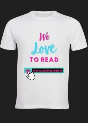 We Love To Read – T-shirt