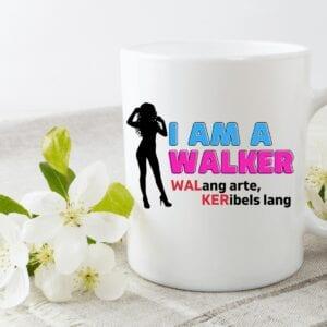 I Am A Walker – Mug